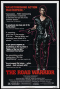 "Movie Posters:Action, The Road Warrior (Warner Brothers, 1982). One Sheet (27"" X 41""). Mel Gibson stars in the second of his futuristic ""Mad Max"" ..."