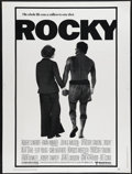 """Movie Posters:Sports, Rocky (United Artists, 1977). Poster (30"""" X 40""""). Sylvester Stallone hit a homerun and picked up a Best Writing Oscar nomina..."""