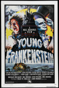"""Movie Posters:Comedy, Young Frankenstein (Universal, 1974). One Sheet (27"""" X 41""""). Gene Wilder wrote the script and stars in the classic send-up o..."""