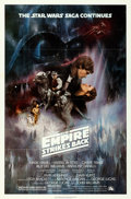 """Movie Posters:Science Fiction, The Empire Strikes Back (20th Century Fox, 1980). One Sheet (27"""" X 41"""") Style A, Roger Kastel Artwork.. ..."""