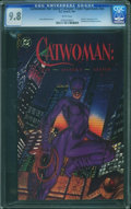 Catwoman Her Sister's Keeper (DC, 1991) CGC NM/MT 9.8 White pages