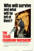 "Movie Posters:Horror, The Texas Chainsaw Massacre (Bryanston, 1974). One Sheet (27"" X41"").. ..."