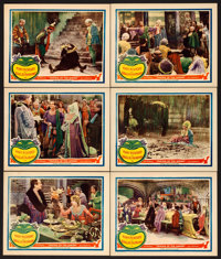 """Taming of the Shrew (United Artists, 1929). Lobby Cards (6) (11"""" X 14""""). ... (Total: 6 Items)"""