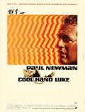 "Movie Posters:Drama, Cool Hand Luke (Warner Brothers, 1967). Poster (30"" X 40"").. ..."