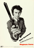"Movie Posters:Action, Magnum Force (Warner Brothers, 1973). Promotional Poster (20"" X28"").. ..."