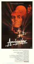 "Movie Posters:War, Apocalypse Now (United Artists, 1979). International Three Sheet(41"" X 76.5"") Bob Peak Artwork.. ..."