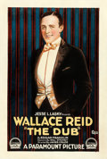 "Movie Posters:Comedy, The Dub (Paramount, 1919). One Sheet (28.5"" X 42"").. ..."