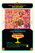 """Movie Posters:Comedy, The Party (United Artists, 1968). One Sheet (27"""" X 41"""") Style B, Jack Davis Artwork.. ..."""