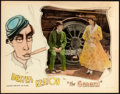 "Movie Posters:Comedy, The General (United Artists, 1927). Lobby Card (11"" X 14"") HapHadley Artwork.. .. ..."