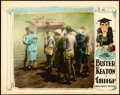 "Movie Posters:Comedy, College (United Artists, 1927). Lobby Card (11"" X 14"") Hap HadleyArtwork.. ..."
