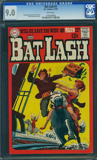 Bat Lash #3 - BRAD SQUARED COLLECTION (DC, 1969) CGC VF/NM 9.0 White pages