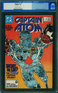 Modern Age (1980-Present):Superhero, Captain Atom #3 (DC, 1987) CGC NM/MT 9.8 Off-white to white pages.