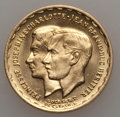 Luxembourg, Luxembourg: Jean gold 20 Francs 1953 UNC,...