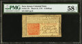 Colonial Notes:New Jersey, New Jersey March 25, 1776 6s PMG Choice About Unc 58 EPQ.. ...
