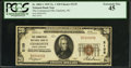 National Bank Notes:North Carolina, Charlotte, NC - $20 1929 Ty. 1 The Commercial NB Ch. # 2135. ...