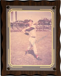 Baseball Collectibles:Others, 1990's Ted Williams Signed Photograph from The Gary CarterCollection....