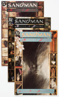 Modern Age (1980-Present):Superhero, Sandman #1-75 and Sandman Special #1 Group of 76 (DC, 1989-96)Condition: Average VF/NM.... (Total: 76 Comic Books)