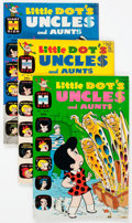 Silver Age (1956-1969):Humor, Little Dot's Uncles and Aunts File Copies Box Lot (Harvey, 1966-74) Condition: Average NM-....