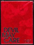 Movie Posters:James Bond, James Bond: Devil May Care by Sebastian Faulks (Penguin, 2008). Unopened Autographed Limited First Edition Hardcover Book in...
