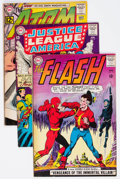 Silver Age (1956-1969):Miscellaneous, DC Silver Age Comics Group of 25 (DC, 1960s) Condition: AverageVG.... (Total: 25 Comic Books)