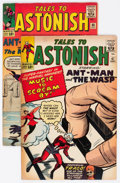 Silver Age (1956-1969):Superhero, Tales to Astonish #47 and 48 Group (Marvel, 1963) Condition: Average VG/FN.... (Total: 2 Comic Books)