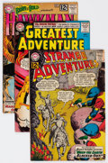 Silver Age (1956-1969):Horror, DC Silver Age Horror and Sci-Fi Comics Group of 20 (DC, 1960s)Condition: Average VG.... (Total: 20 Comic Books)