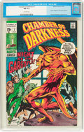 Bronze Age (1970-1979):Horror, Chamber of Darkness #7 (Marvel, 1970) CGC NM 9.4 Off-whitepages....