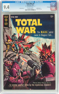 Silver Age (1956-1969):War, Total War #2 File Copy (Gold Key, 1965) CGC NM 9.4 Off-whitepages....