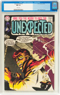 Bronze Age (1970-1979):Horror, Unexpected #119 (DC, 1970) CGC NM 9.4 White pages....