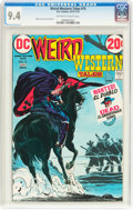 Bronze Age (1970-1979):Horror, Weird Western Tales #15 (DC, 1973) CGC NM 9.4 Off-white to whitepages....