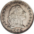 Early Half Dimes: , 1795 H10C MS63 NGC. NGC Census: (24/46). PCGS Population (44/37).Mintage: 78,600. Numismedia Wsl. Price: $15,000. (#4251)...