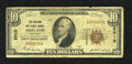 National Bank Notes:Kentucky, Ashland, KY - $10 1929 Ty. 1 The Ashland NB Ch. # 2010. Officersare R.R. Revill and Jno. E. Buckingham. Mr. Buckingham ...