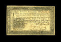 Colonial Notes:Pennsylvania, Pennsylvania March 16, 1785 20s Extremely Fine. Broad and evenmargins are found on this well signed example from this scarc...