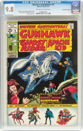 Bronze Age (1970-1979):Western, Western Gunfighters #4 Don Rosa Collection Pedigree (Marvel, 1971) CGC NM/MT 9.8 Off-white to white pages....