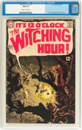 Silver Age (1956-1969):Horror, The Witching Hour #3 (DC, 1969) CGC NM 9.4 Off-white to white pages....