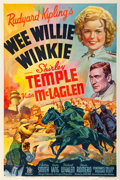 "Movie Posters:Adventure, Wee Willie Winkie (20th Century Fox, 1937). One Sheet (27"" X 41"")Style A.. ..."