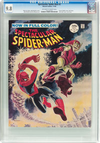 Spectacular Spider-Man #2 (Marvel, 1968) CGC NM/MT 9.8 Off-white to white pages