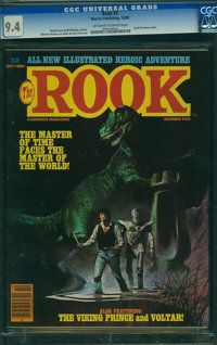The Rook #5 (Warren, 1980) CGC NM 9.4 Off-white to white pages