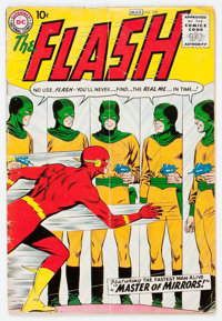 The Flash #105 (DC, 1959) Condition: GD-