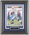 Football Collectibles:Photos, Peyton Manning Signed Photograph - Steiner....
