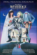 """Movie Posters:Comedy, Beetlejuice (Warner Brothers, 1988). One Sheet (27"""" X 40"""") SS. Comedy.. ..."""