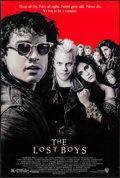 "Movie Posters:Horror, The Lost Boys (Warner Brothers, 1987). One Sheet (27"" X 40""). Horror.. ..."