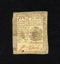 Colonial Notes:Pennsylvania, Pennsylvania April 25, 1776 6d Very Fine. An attractive anddesirable small change note that is very nice for the grade....