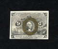 Fractional Currency:Second Issue, Fr. 1232 5c Second Issue Choice About New+++. Simply stated there is a soft corner fold seen only from the back which preclu...