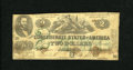 Confederate Notes:1862 Issues, T43 $2 1862. Some spotting is found on this Good-Very Good Two. Weaverage about one of these every six months in our in...
