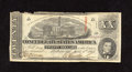 Confederate Notes:1863 Issues, T58 $20 1863. The top edge of this Very Good $20 exhibits edgetears and chipping....