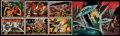 Non-Sport Cards:Sets, 1962 Topps Mars Attacks Partial Set (34/55). ...