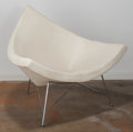 Furniture : American, George Nelson (American, 1908-1986). Coconut Chair, designed1955, produced 1999, Vitra. Polished aluminum, sheet steel,...