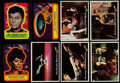 Non-Sport Cards:Sets, 1976 Topps Star Trek Complete Card Set (88) and Stickers Near Set(20/22). ...