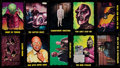 "Non-Sport Cards:Sets, 1964 Bubbles (Topps) ""The Outer Limits"" Near Set (47/50). ..."